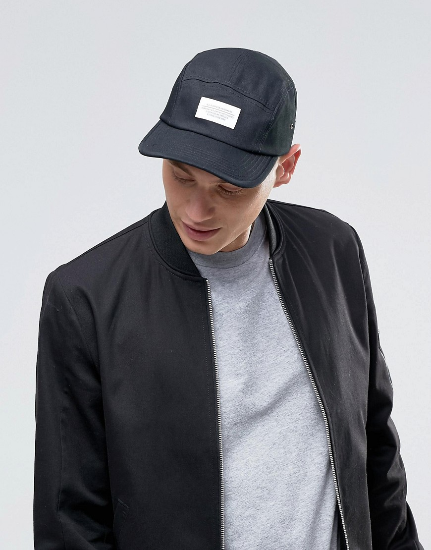 Lyst - Wesc Solid 5 Panel Snapback for Men f829f5bdc210
