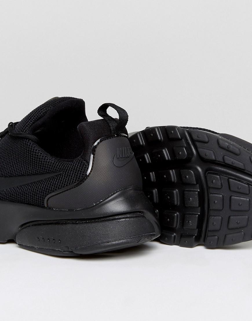 Zapatillas Nike Presto Zapatillas Fly en 908019 negro negro 908019