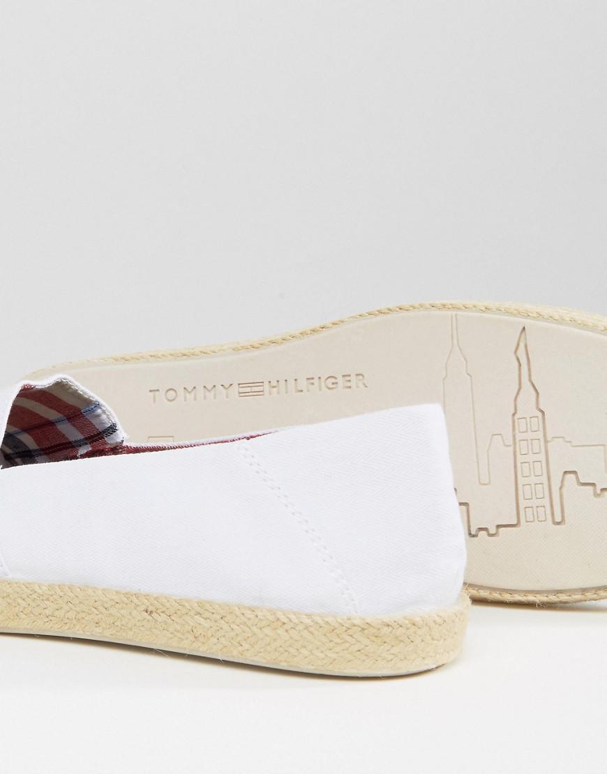 47124b085ce7 Tommy Hilfiger Granada Espadrilles in White for Men - Lyst