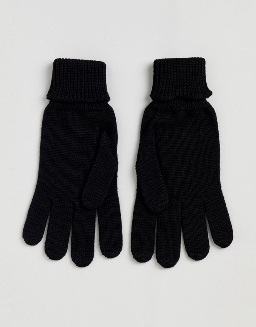 a73f8c641 Lacoste Rv4214 Gloves in Black for Men - Save 44% - Lyst