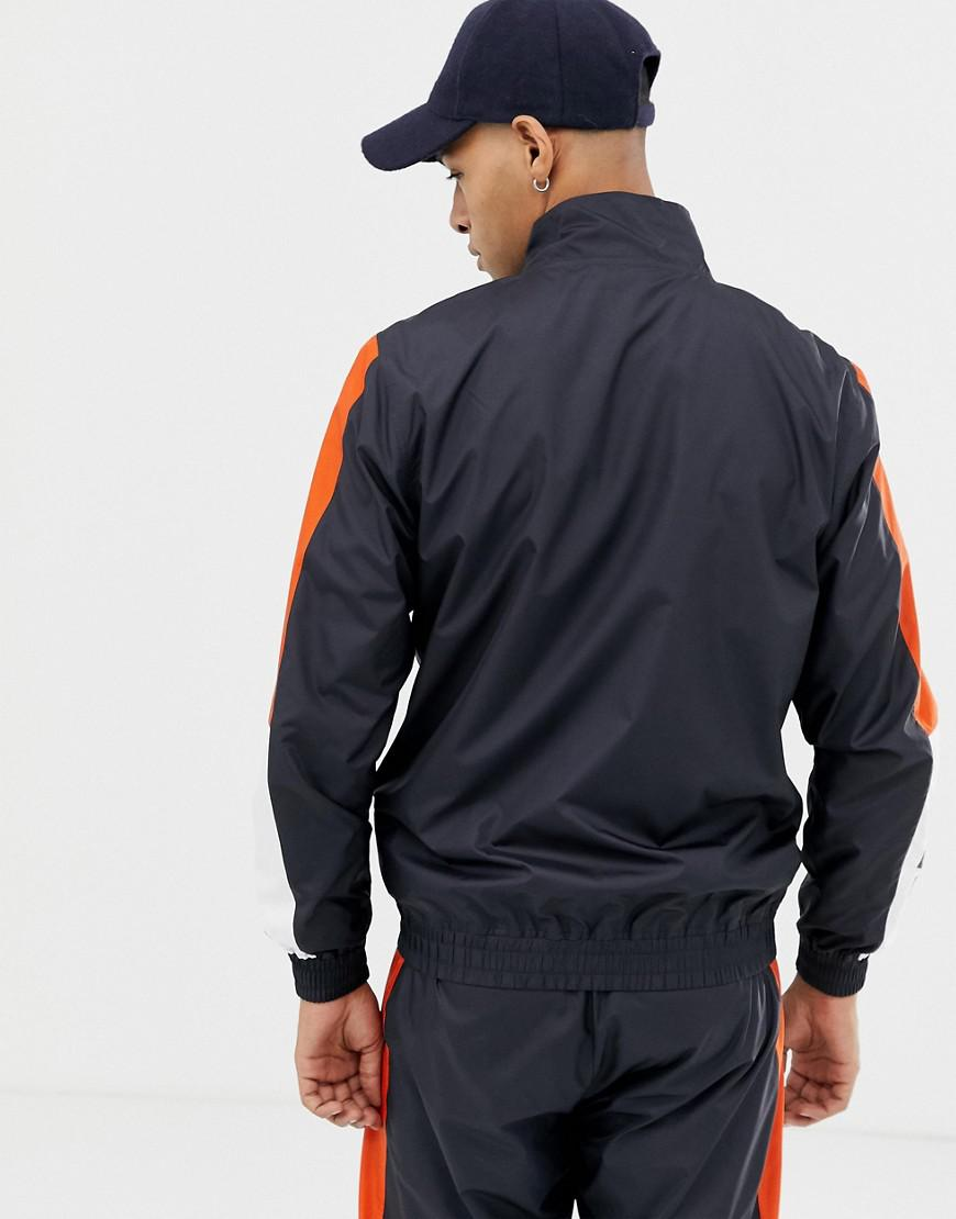 129edf69a586e Ktz Nfl Chicago Bears Track Jacket Exclusive To Asos in Blue for Men - Lyst