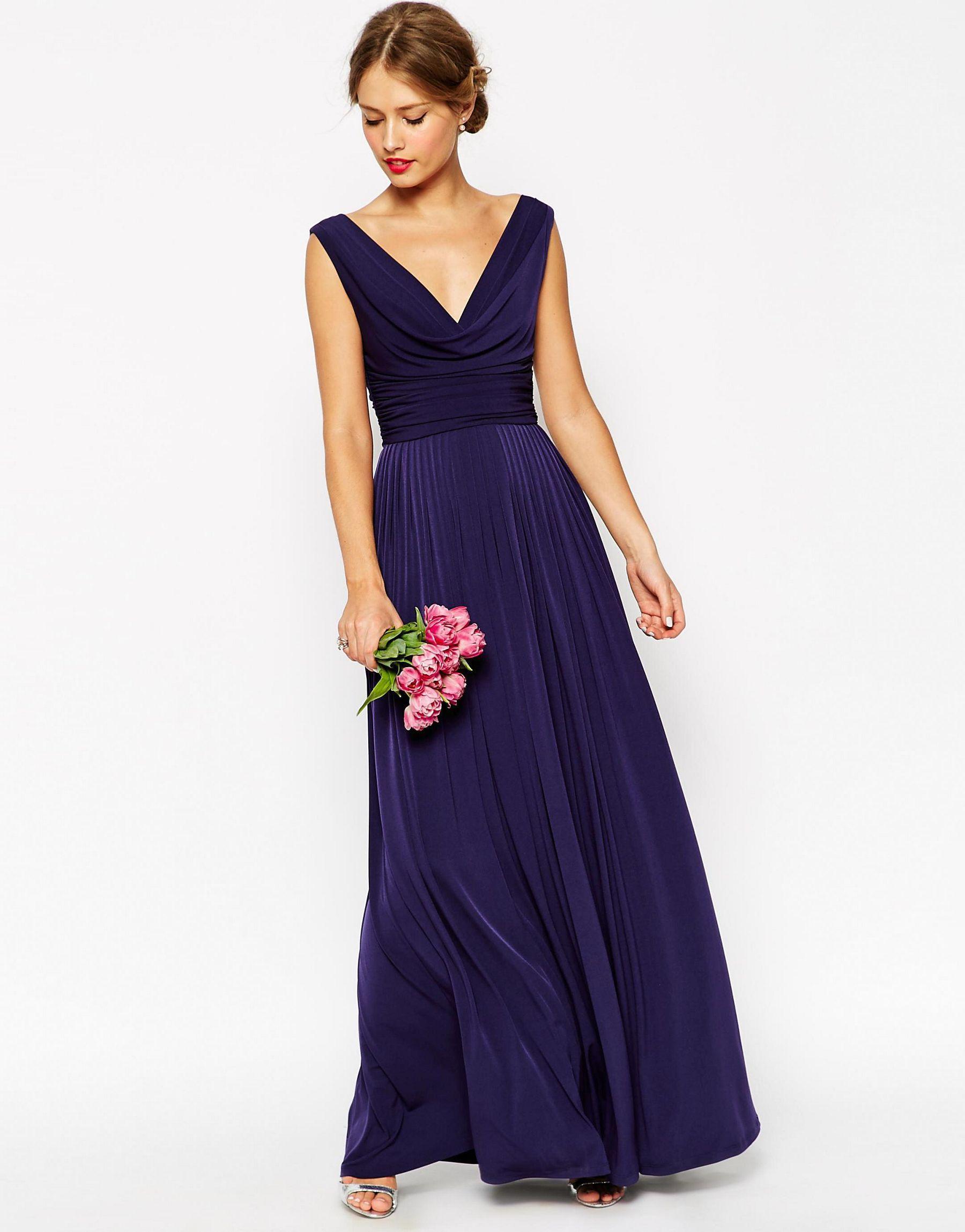 2c8856cd99a Asos Navy Lace Wedding Dress