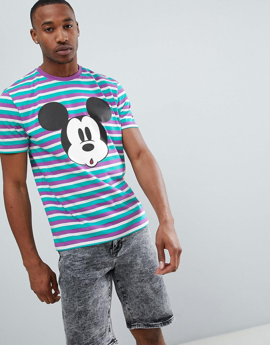Buy Cheap Footlocker Pictures Cheap Ebay DESIGN Mickey relaxed t-shirt with colour pop text - White Asos 2018 Cool Buy Cheap Best Place 2018 For Sale sYUE8jCRIW