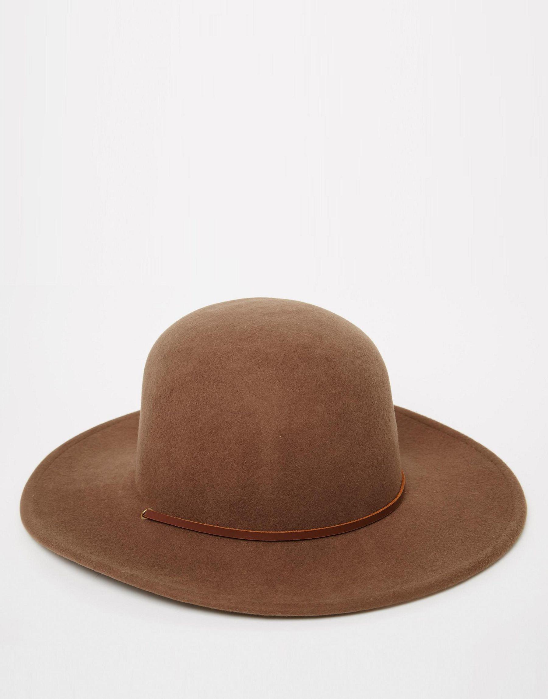 6690439f2cd35 Lyst - Brixton Tiller Hat in Brown for Men