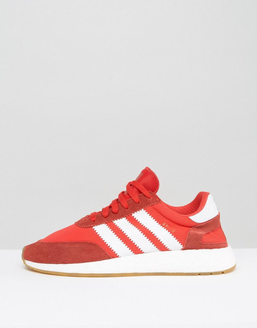 new product 5e015 8270e adidas Originals I-5923 Runner Sneakers In Red Bb2091 in Red for Men ...