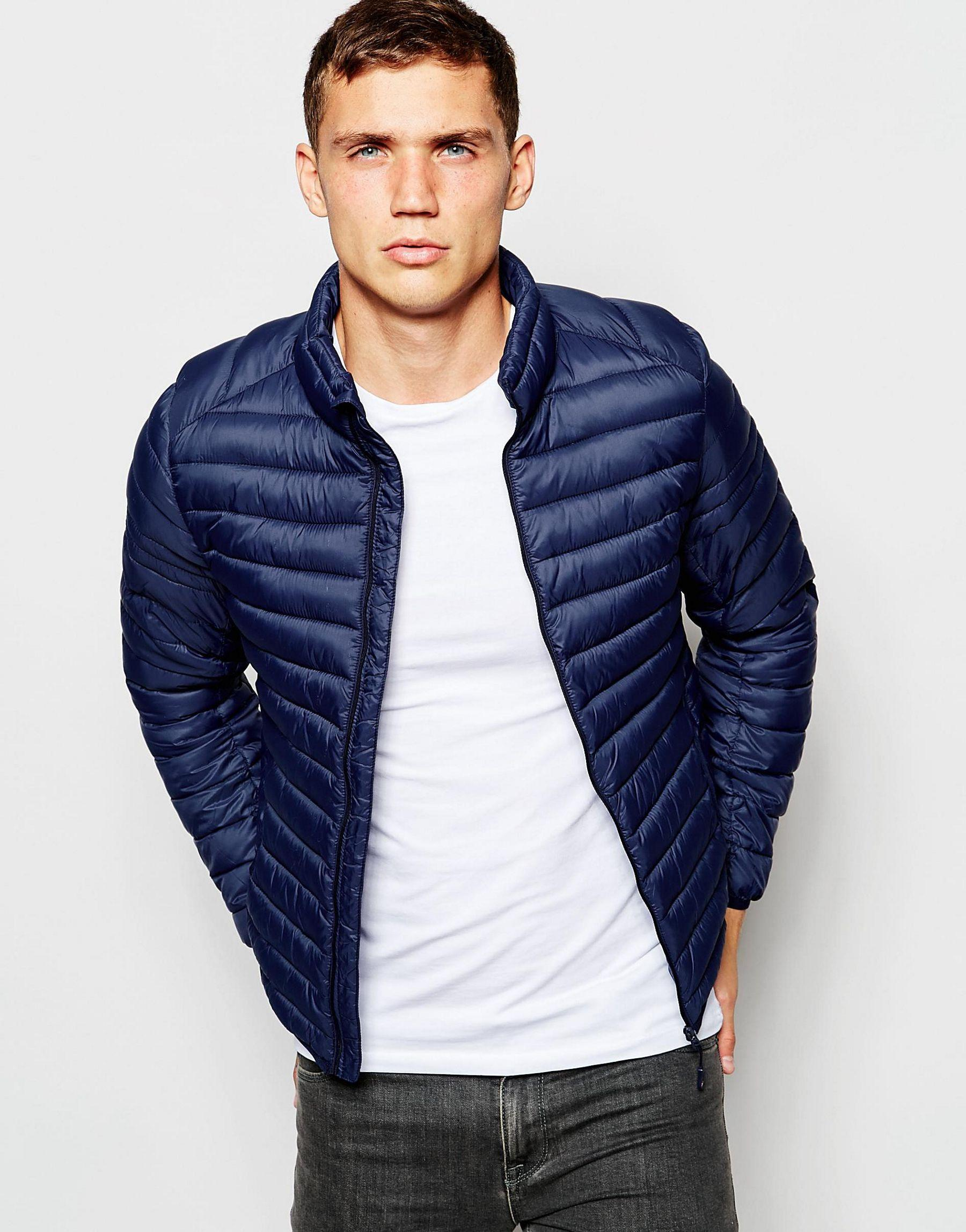 Lightweight Quilted Jacket Men | Jackets Review : lightweight quilted coat - Adamdwight.com