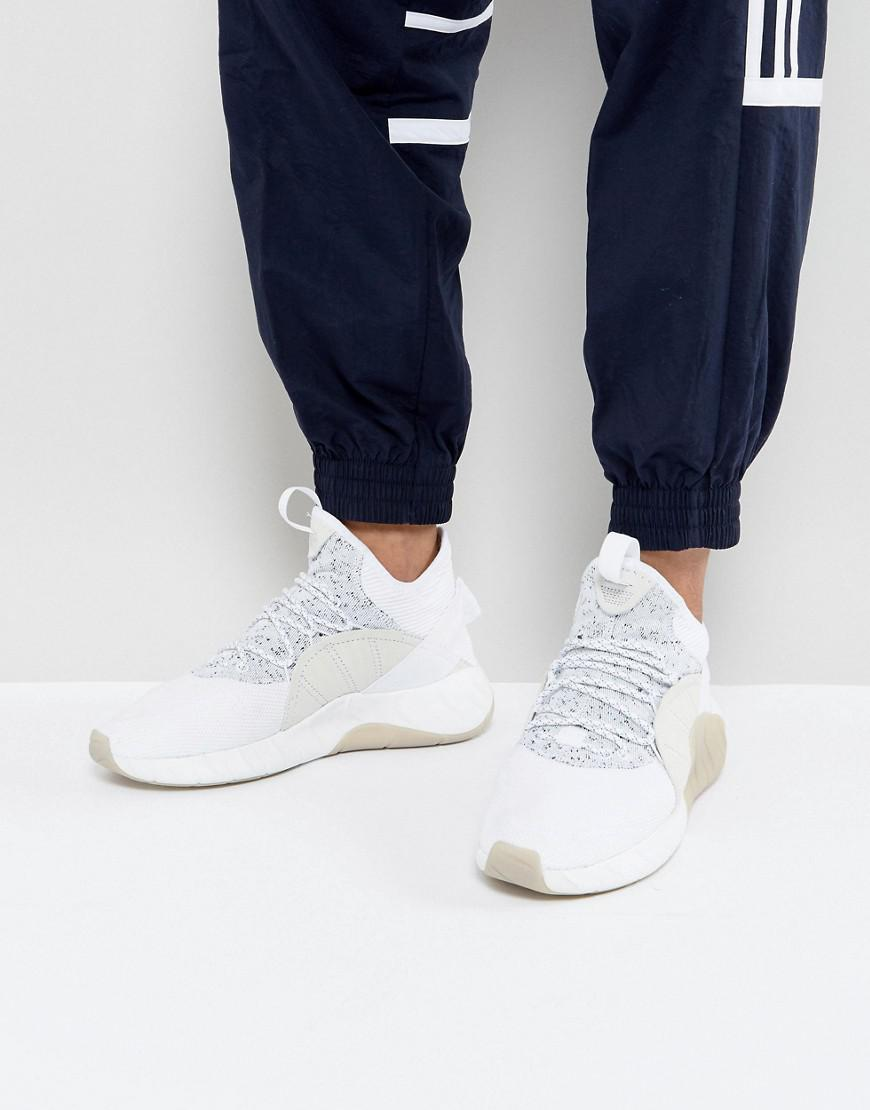 adidas Originals Tubular Rise White Sneakers CQ1378 Caliroots
