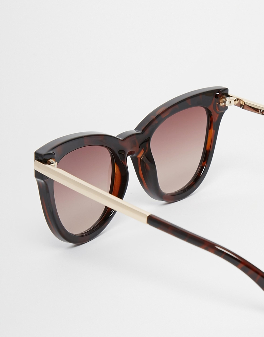 Le Specs Air Heart Cat Eye Sunglasses David Simchi Levi