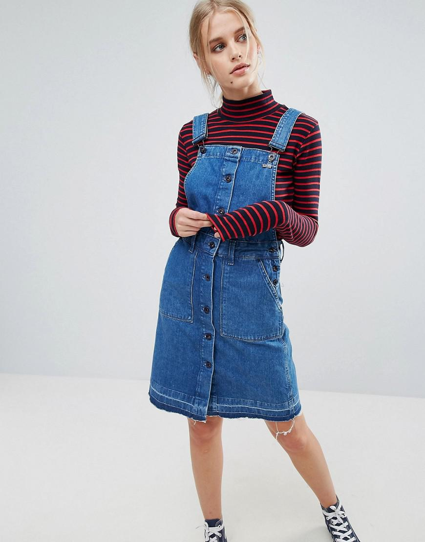 Robe courte pepe jeans