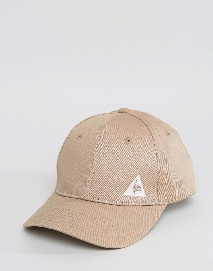 Le Coq Sportif Cap In Brown 1711060 in Brown for Men - Lyst 924d403f4264