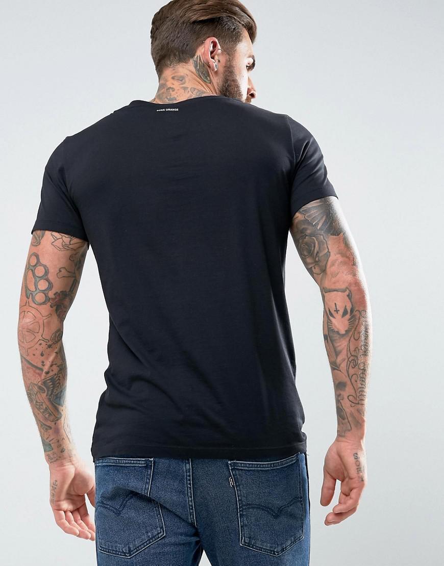 434d7c189 BOSS by Hugo Boss By Hugo Boss Taxable 2 Grecian Print T-shirt In ...