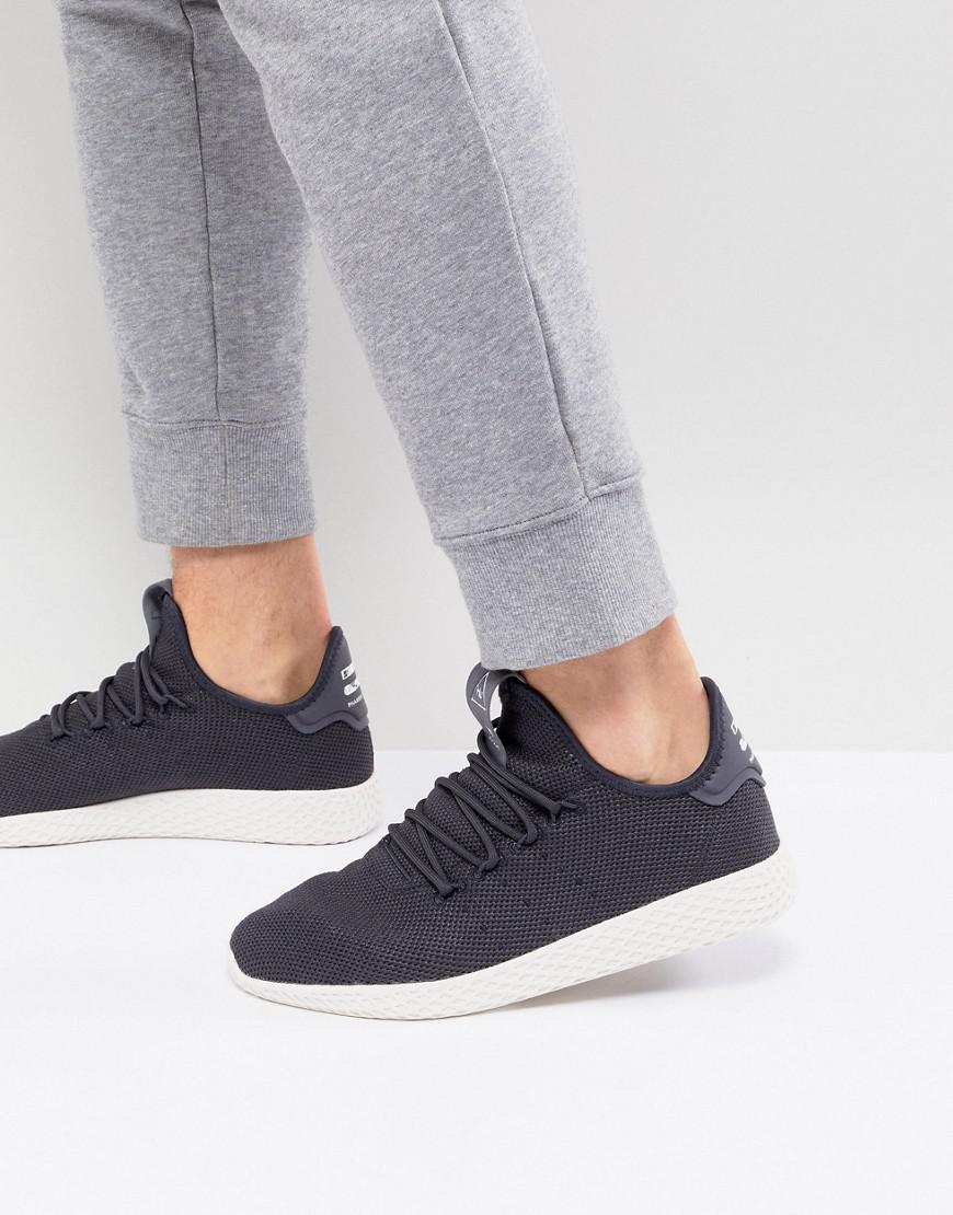 322bff0d5788a ... Pharrell Williams Tennis Hu Sneakers In Gray Cq2162 for Men - Lyst.  View fullscreen