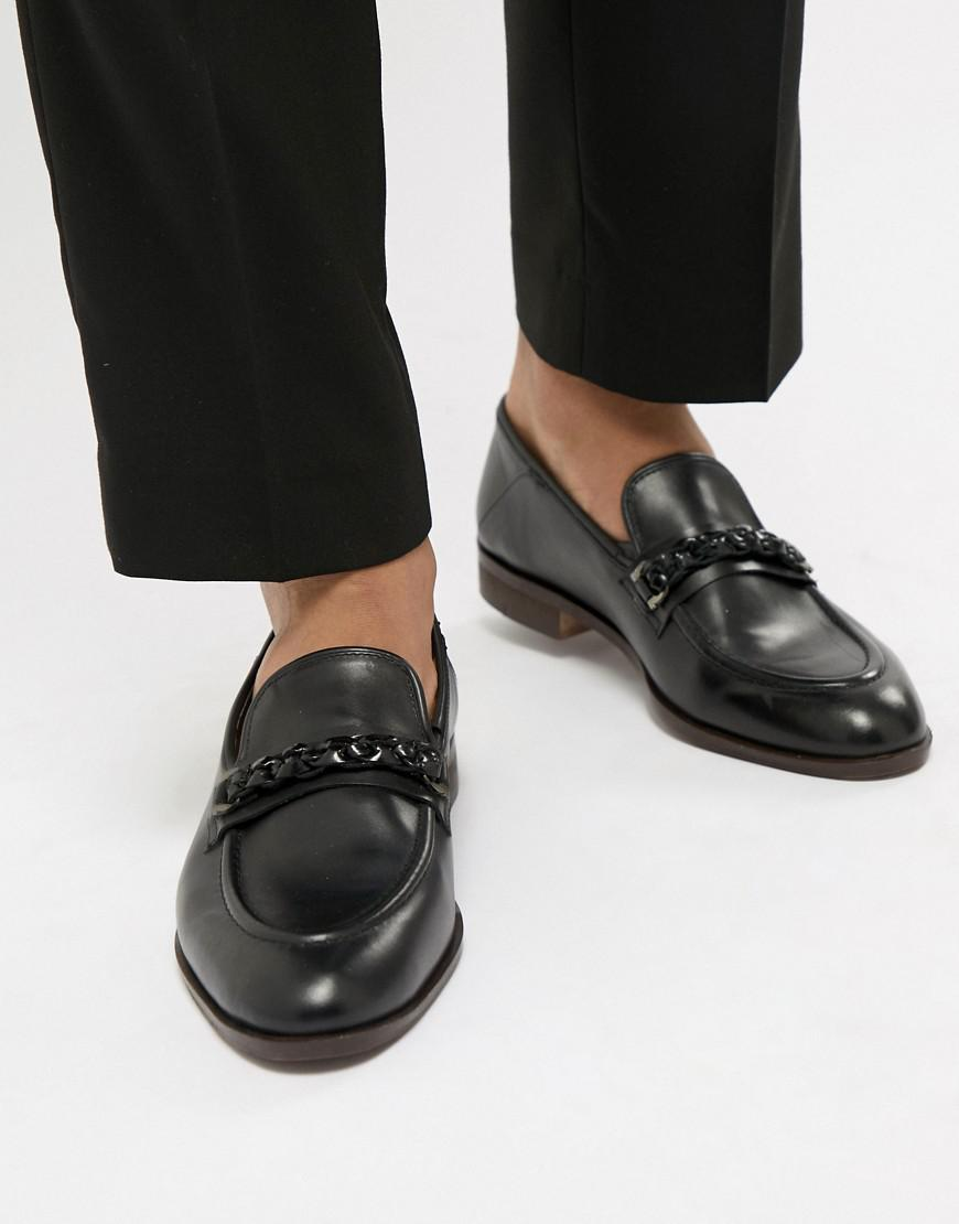 House of Hounds Blain Bar Loafers In Burgundy Pa4Mp9a5