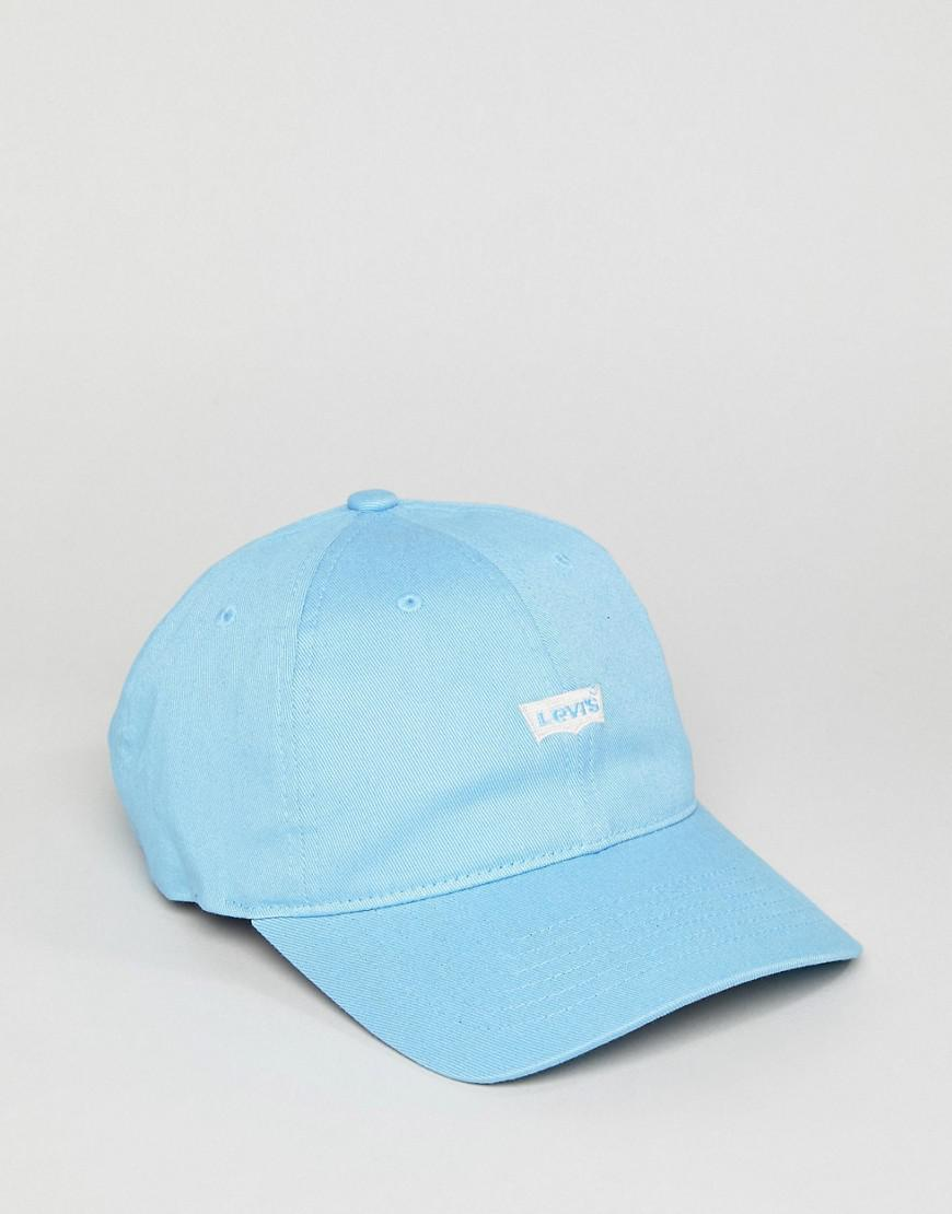 Mini Batwing Baseball Cap in Blue - Blue Levi's TIh4z