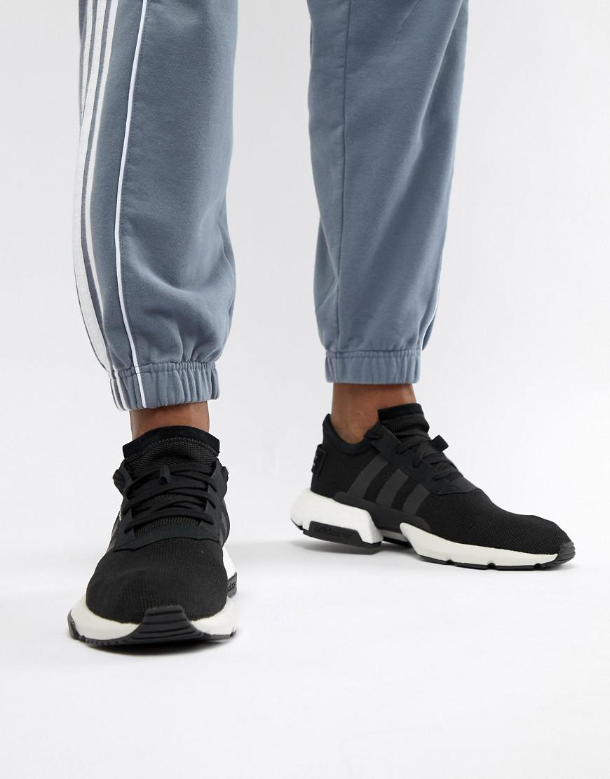 3331f44f2557 Lyst - adidas Originals Pod-s3.1 Sneakers In Black B37366 in Black for Men