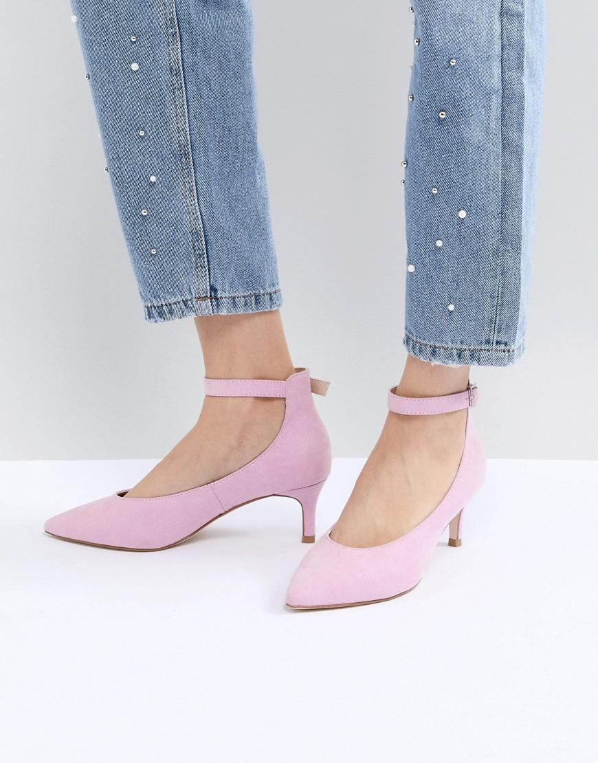 Asos Conception Talons Chaton Simi - Rose V46ntYw