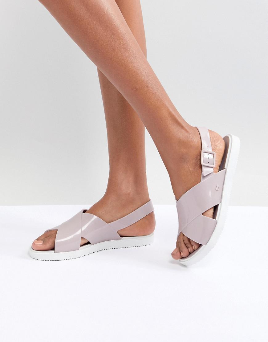 Zaxy By Melissa Match Flat Sandal A1zMvy4