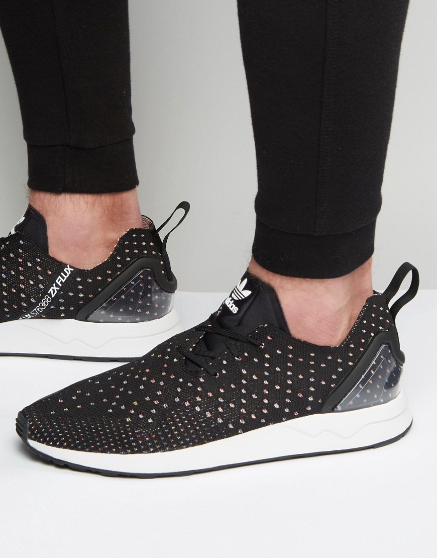 cee78fc82c5ab ... usa lyst adidas originals asymmetrical zx flux primeknit trainers in  789d7 974e4