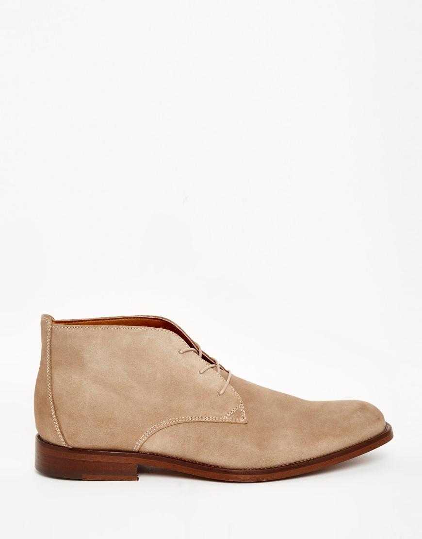 Aldo Renacia Chukka Boots - Beige in Natural for Men | Lyst