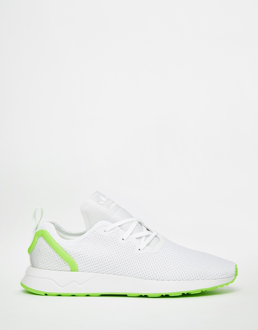 ae2e97e08 Lyst - adidas Originals Asymmetrical Zx Flux Trainers Aq3166 for Men