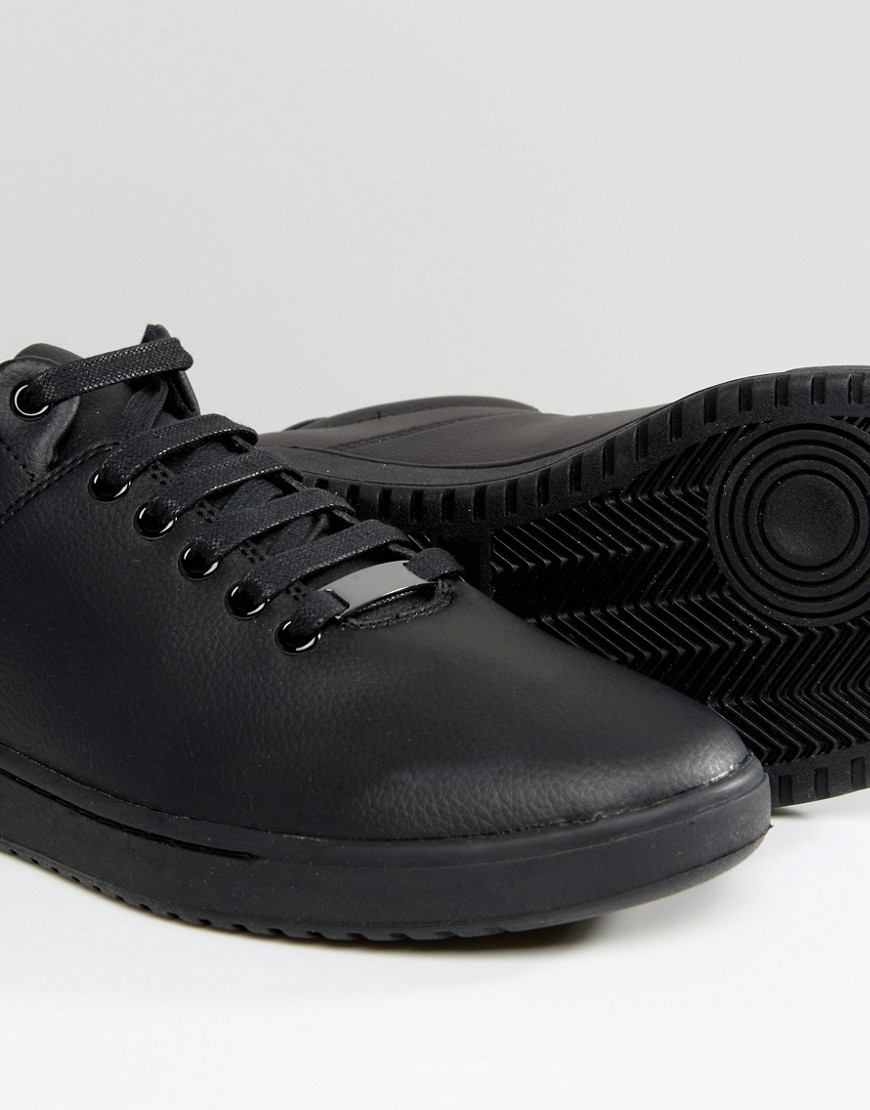Discover our men's shoes with ASOS. Our range of men's footwear includes trendy loafers, casual shoes, sneakers, plimsolls and many more on trend styles. ASOS DESIGN Wide Fit vegan friendly sneakers in brown faux suede with crepe look sole. $ ASOS .