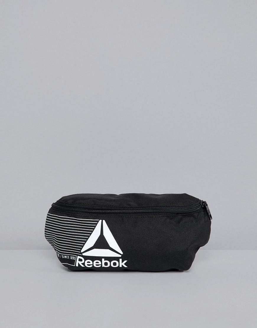 Reebok Training Waistbag In Black Dn1524 in Black for Men - Lyst c0319b517f0