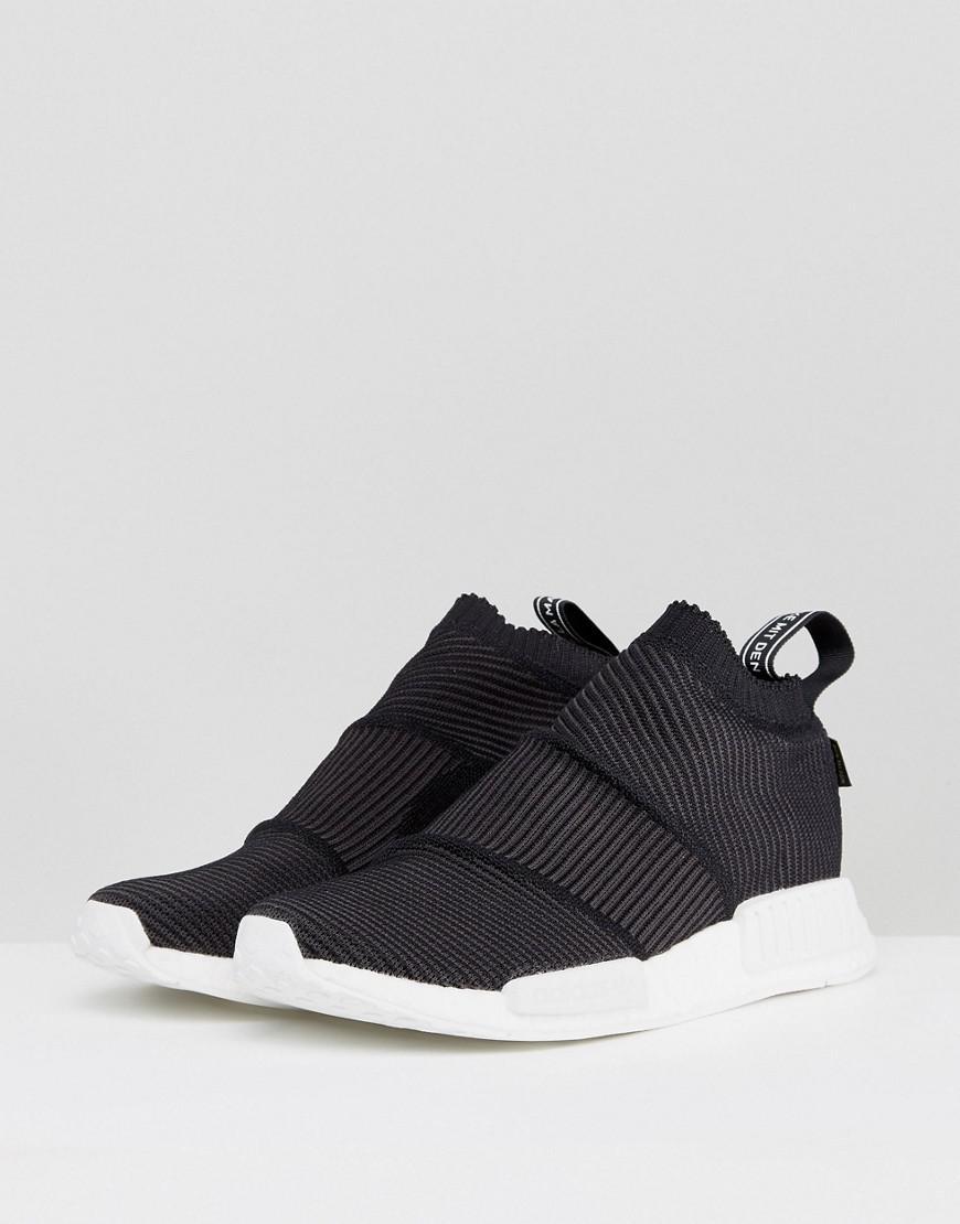 official photos c941b 70891 Lyst - adidas Originals Nmd Cs1 Goretex Primeknit Sneakers In Black By9405  in Black for Men