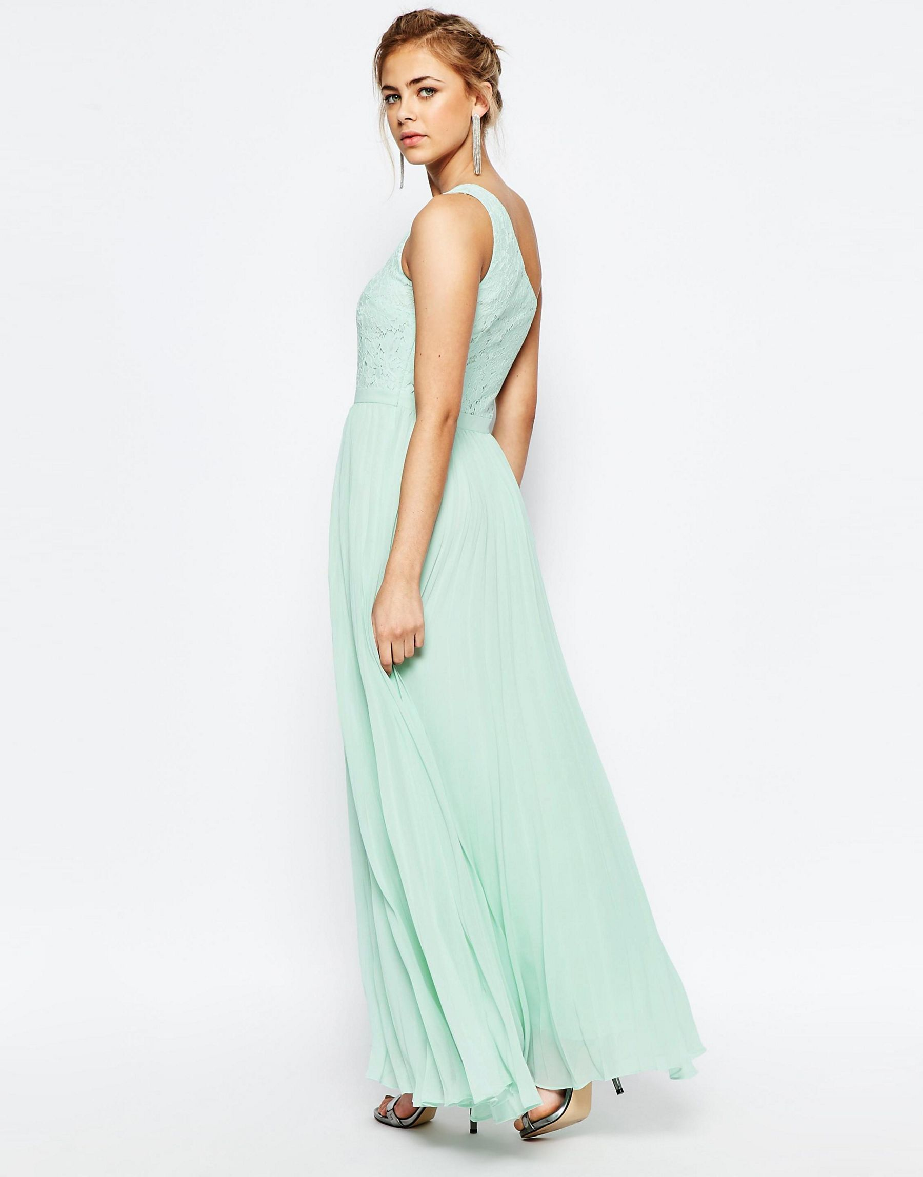 Debs Long Dresses Mint