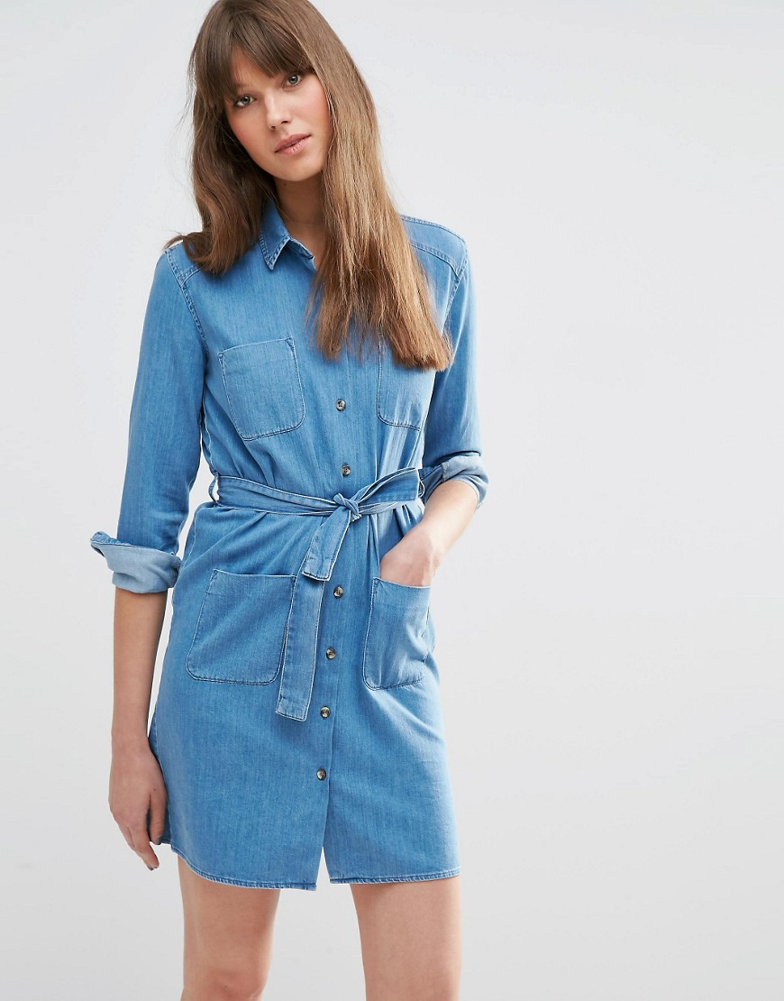 belted shirt dress and Clothing 63 items found. Belted Tie Sleeve Shirtdress. $ MSRP: $ Like. KAMALIKULTURE by Norma Kamali. Western Denim Shirt Dress. $ 1 Rated 1 stars. Like. Ivanka Trump. Matte Jersey Dress with Self Tie and Contrast Collar and Cuff. $