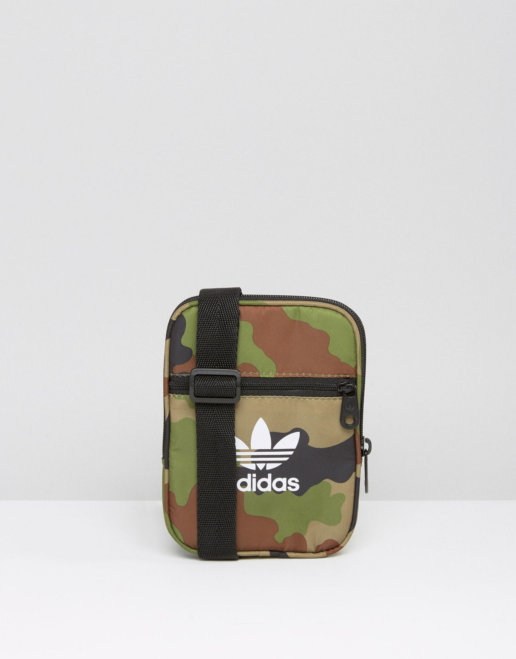 356a59162939 Lyst - adidas Originals Flight Bag In Camo Ay7765 in Green for Men