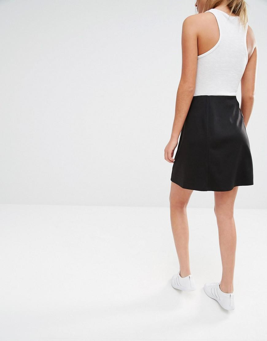 Discover skater skirts at ASOS. From peplum hem & leather shapes to black, denim & skater mini skirts at ASOS.