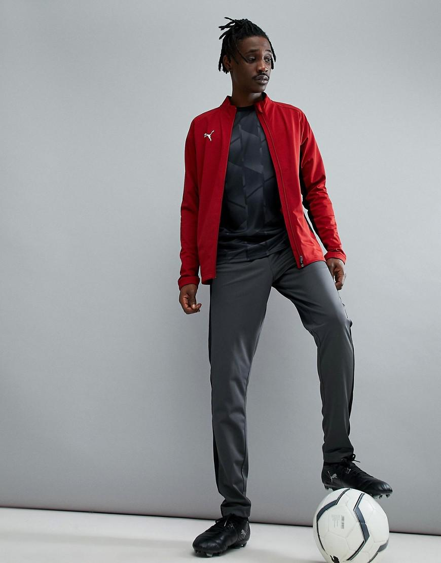 295ab6faf214 Lyst - PUMA Soccer Nxt Tracksuit Set In Red 65558002 in Red for Men
