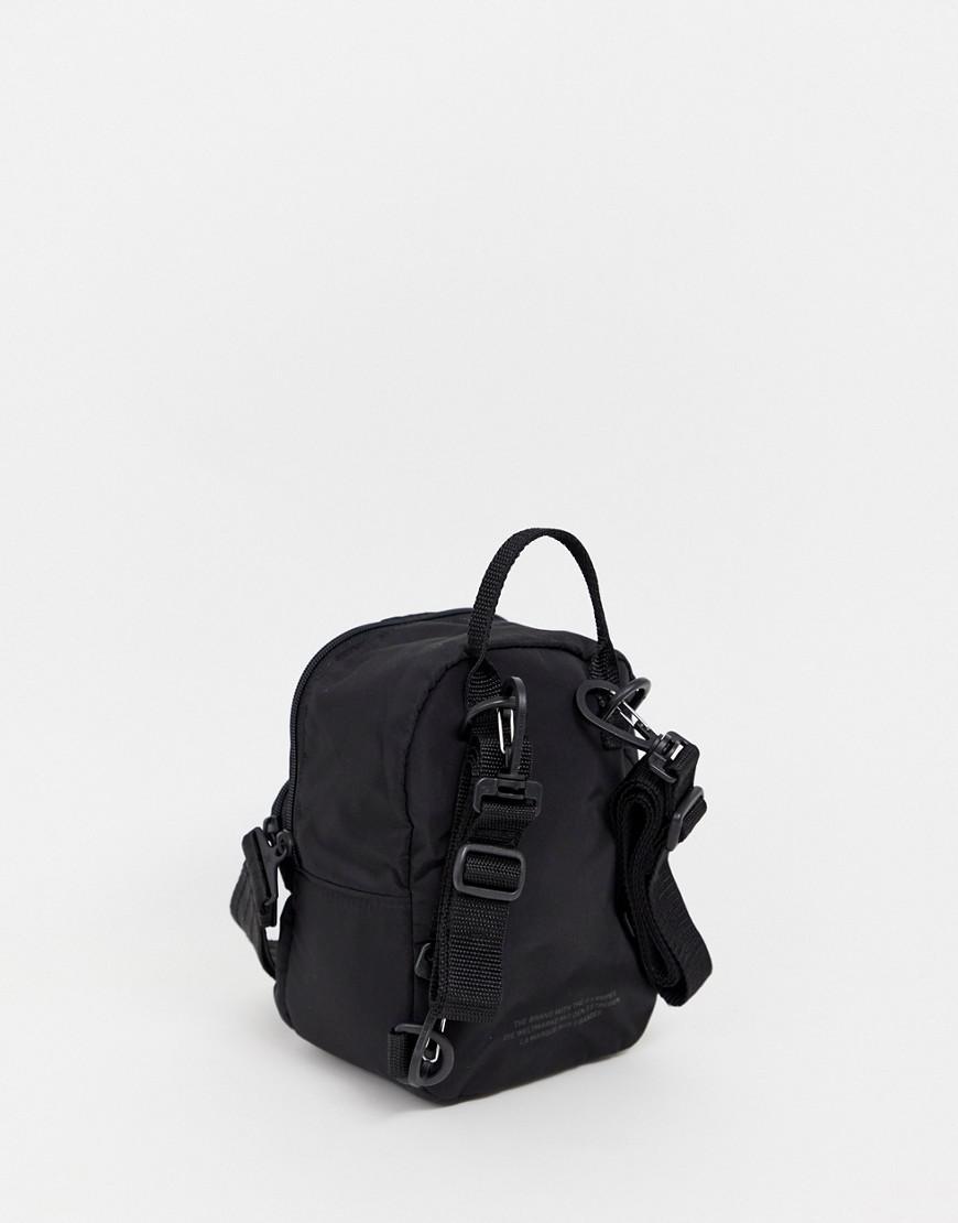 a5481ff6510a5e adidas Originals Mini Backpack In All Black in Black - Lyst
