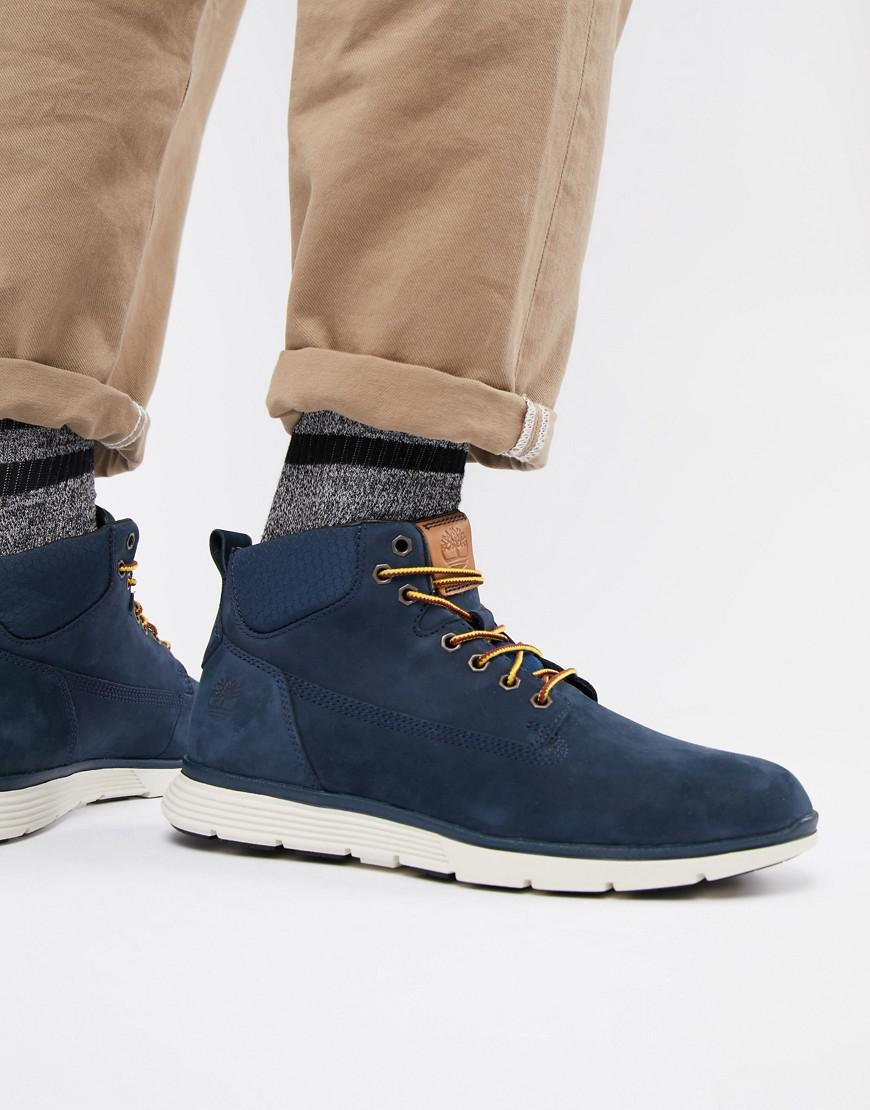 85f4421d59cb Lyst - Timberland Killington Chukka Boots In Navy in Blue for Men