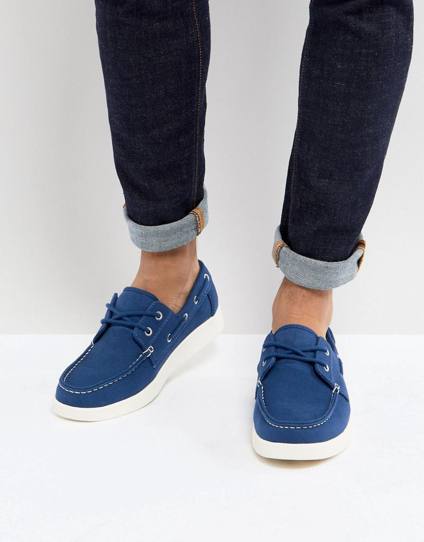 cheap browse Eastland Popham Two Eye Boat Shoe in Blue outlet geniue stockist Cheapest cheap sale cost under 50 dollars AqVBlc