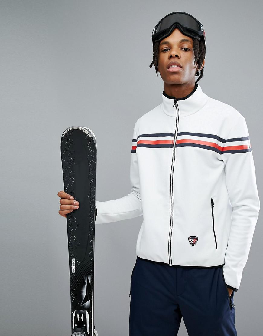 139989aab3dfe Lyst - Tommy Hilfiger X Rossignol Russel Soft Shell Jacket In White ...