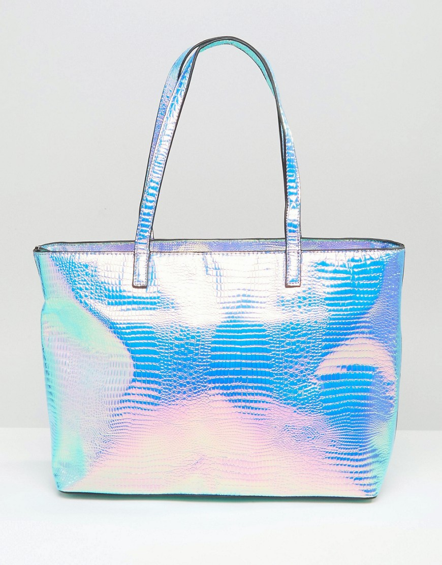 Lyst Skinnydip London Cosmo Iridescent Shoulder Bag