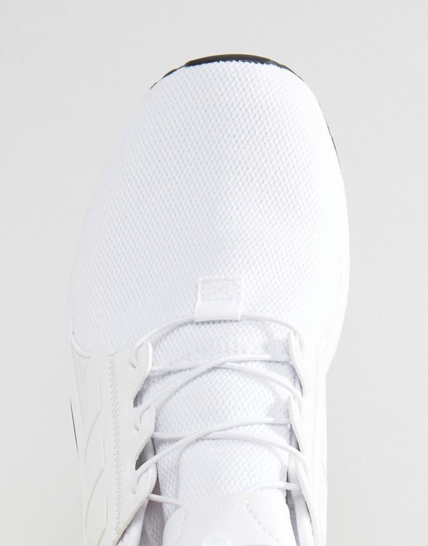 info for 12abc 108fa adidas Originals X plr Sneakers In White Bb1099 in White for Men - Lyst