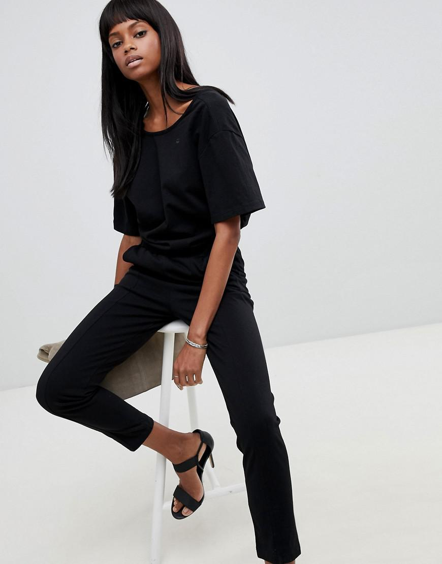 fd7ce0f8b6b7 Gallery. Previously sold at  ASOS · Women s Black Jumpsuits ...