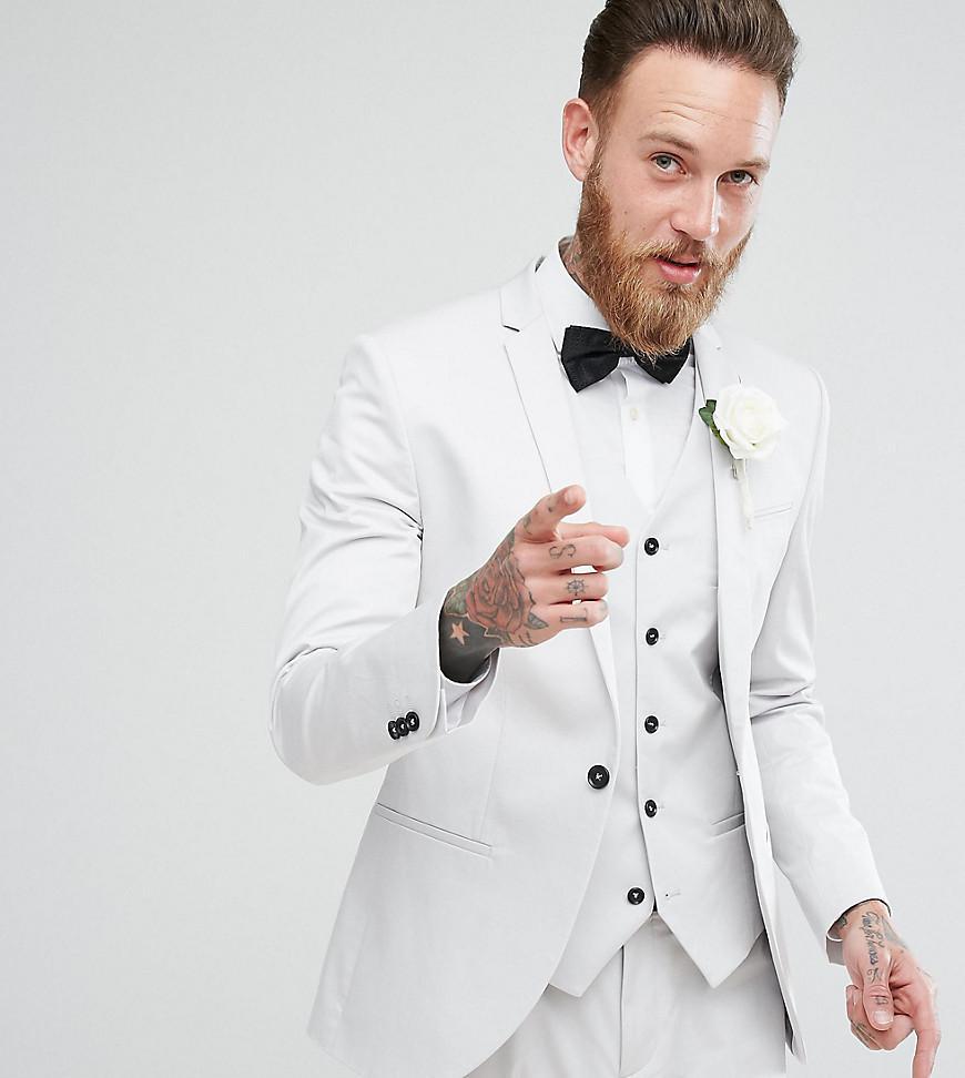 Lyst - Veste de costume de mariage ajustée Noak pour homme en ... 777b037a697