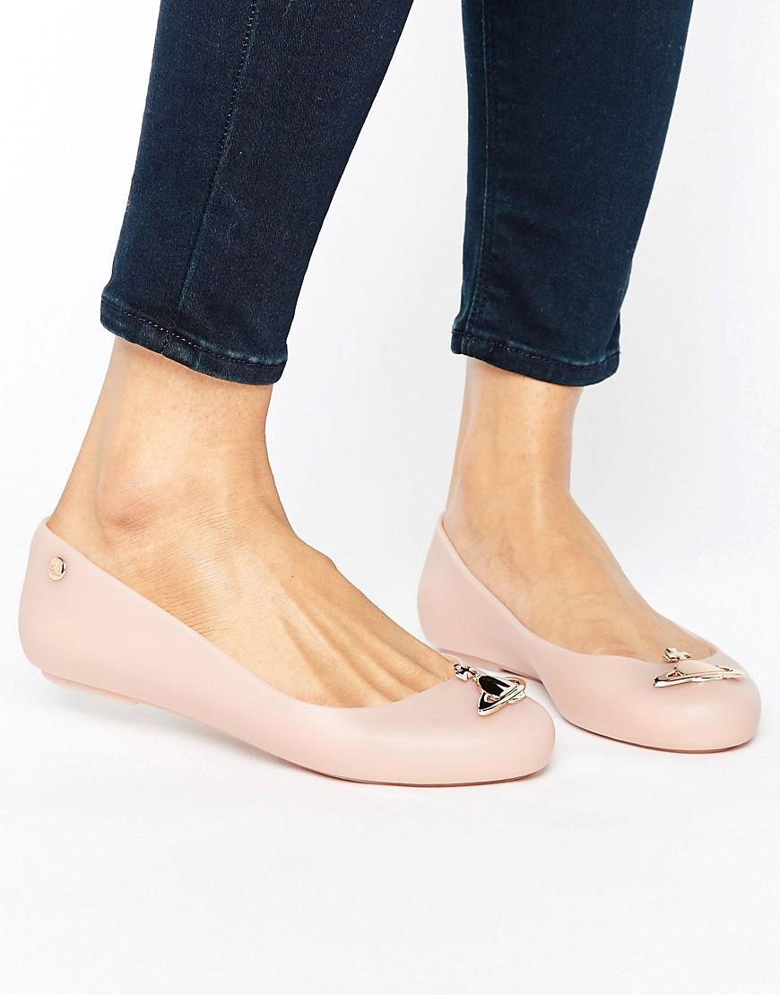 melissa vivienne westwood anglomania nude matte orb shoe with wings logo answer shoe with wings logo quiz
