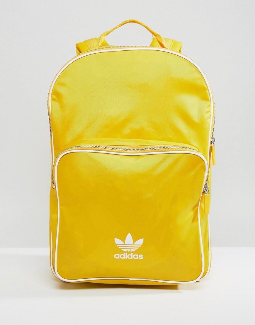 Originals Jaune Adidas Dos Coloris Sac En Lyst H9IED2