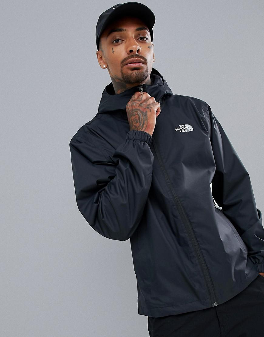 fc9c2ad328 The North Face Quest Jacket In Black in Black for Men - Lyst