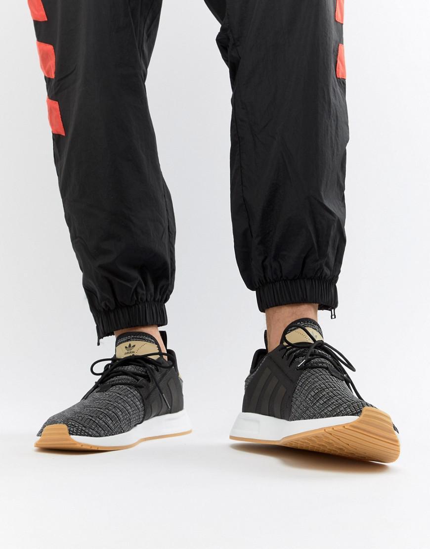 adidas Originals X Plr Trainers In Black Ah2360 in Black for Men - Lyst 915ead0b6
