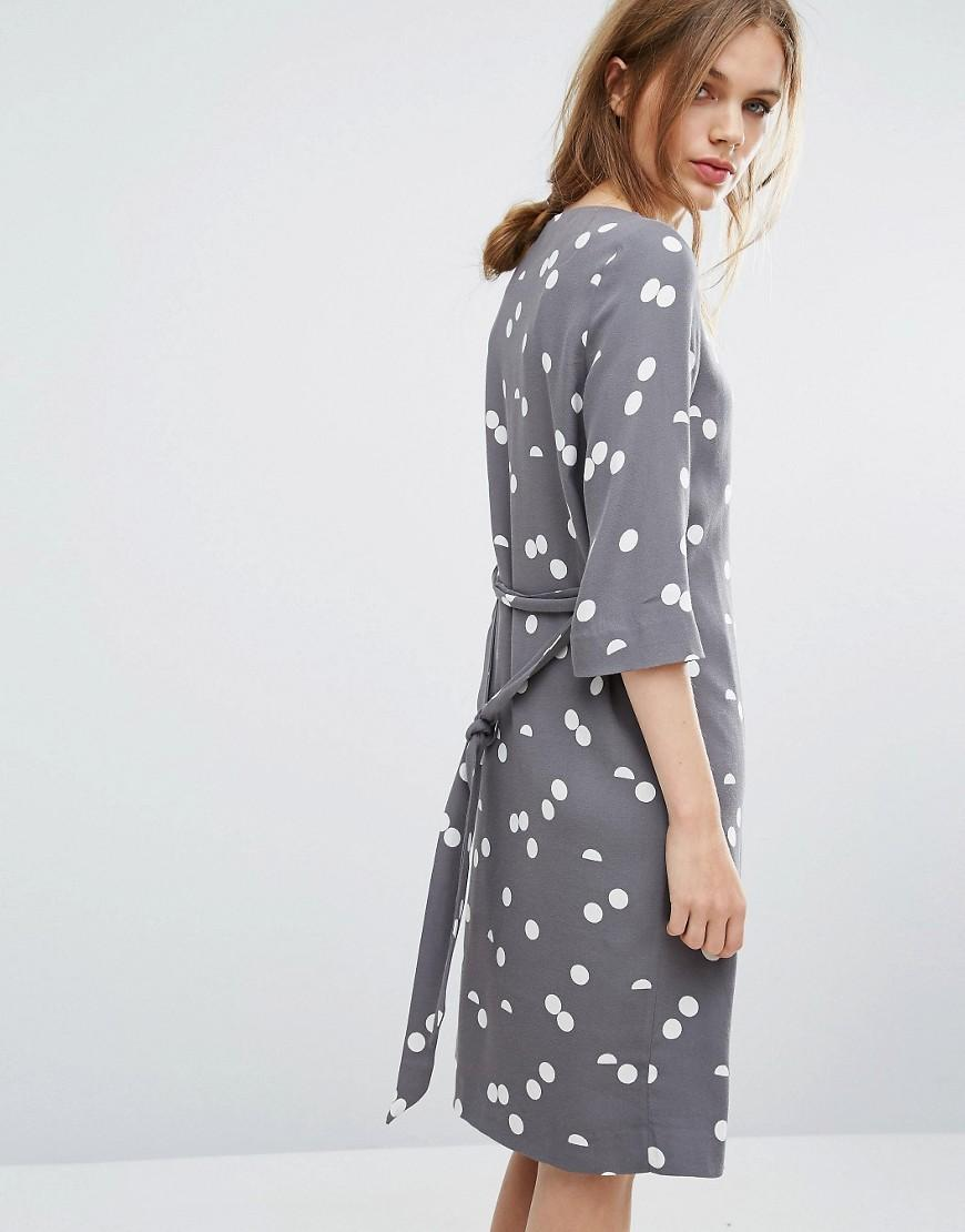 Shop for polka dot gray women's dresses and other clothing products at more. Browse our clothing selections and save today.