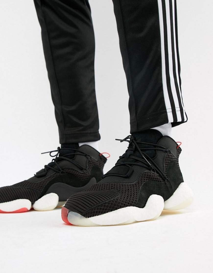 sale retailer 4667e ec572 Lyst - adidas Originals Crazy Byw Trainers In Black B37480 i