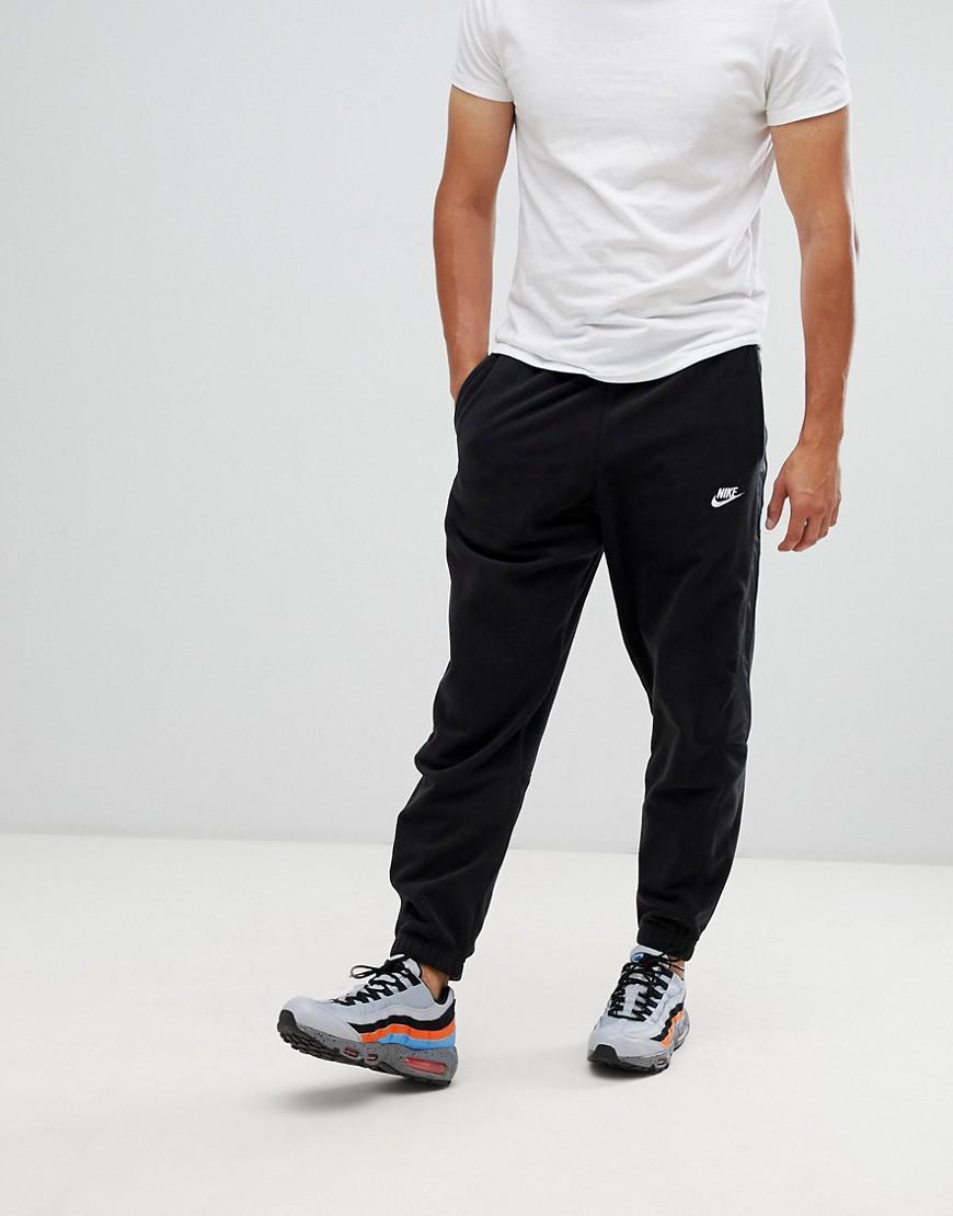 Bande Sur En Nike Avec Cot Jogging Polaire Lyst Pantalon Le De YxwAFq40