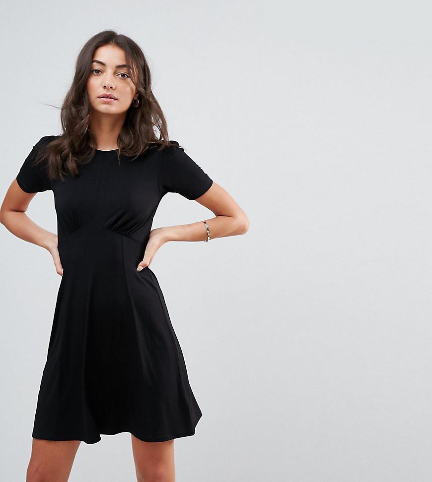 140cb895540b6 ... Asos Design Tall Ultimate Mini Tea Dress - Lyst. View fullscreen