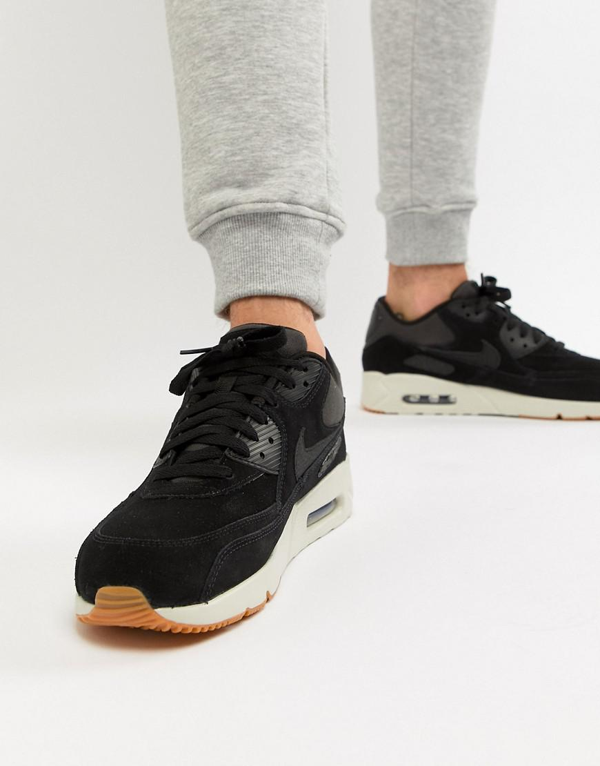 reputable site c49d1 68c99 Nike. Men s Air Max 90 Ultra Leather Trainers ...