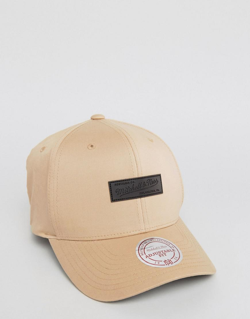 Lyst - Mitchell   Ness 110 Flexfit Cap Exclusive To Asos in Natural ... a16d8efc7f15